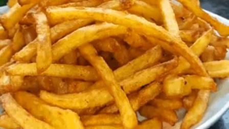 肯德基里的薯条制作方法,只需要简单一步就能做出,既简单又美味