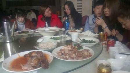 2018年春节家庭宴