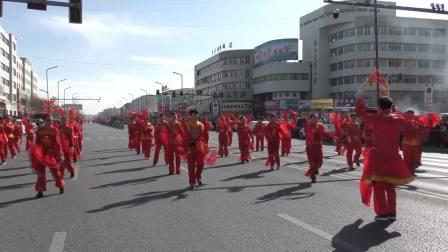 2018左云县两节群众文化活动