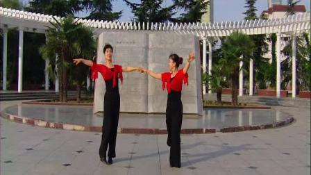 雨荷香香舞蹈《又见北风吹》