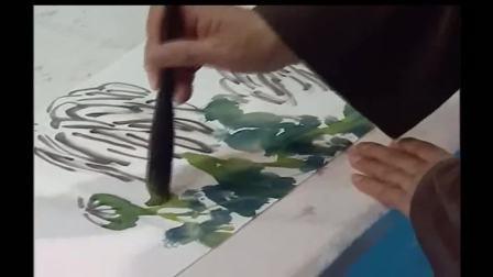 20183755306522 国画教学课程 国画入门零基础学国画第五课
