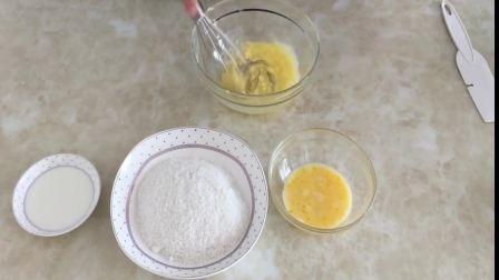 家庭烘焙教程_烘焙教程视频_玛德琳蛋糕的做法