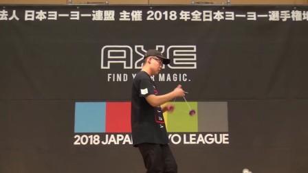 2018 SJ 1A pre 4th Ryunosuke Saito