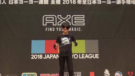 2018 SJ 1A pre 6th Tatsunari Kado