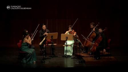 勃拉姆斯 第二弦乐六重奏 钞彬 第一中提琴