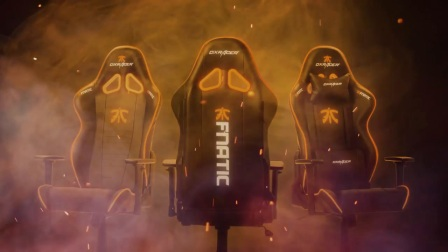 Nová židle DXRacer OH-RZ58-N Fnatic