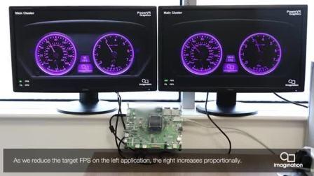 全硬件虚拟化:PowerVR GPU可实现最大的利用率