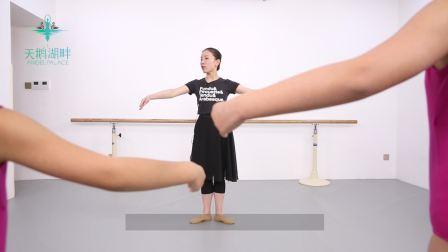 天鹅湖畔英皇芭蕾课(一): 基础手位组合练习!