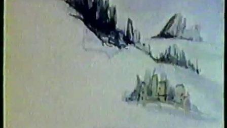 加拿大粤语新时代电视台结束曲+测试卡 1993(Fairchild TV)