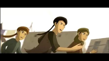 《养家之人》官方预告 小女孩男扮女装拯救父亲