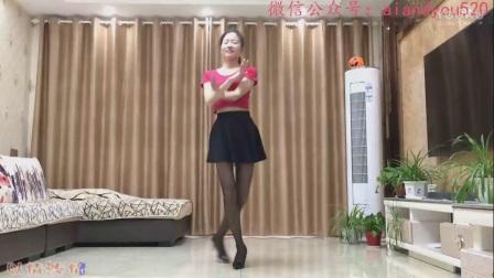 杨丽萍广场舞教学茉莉广场舞花桥流水1