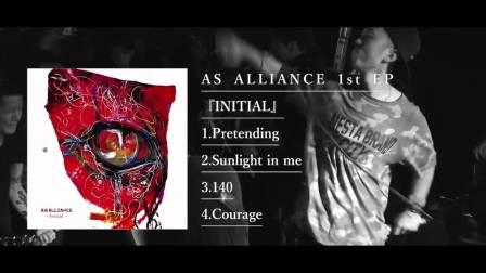 AsAlliance 1st EP -I N I T I A L-官方預告片