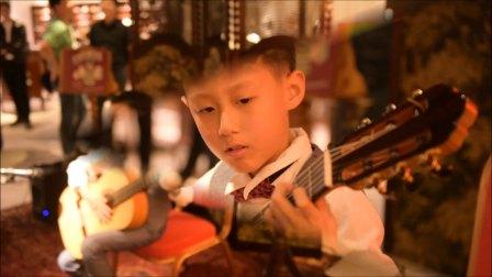 18年3月3日凯乐吉他音乐会-汤晨硕