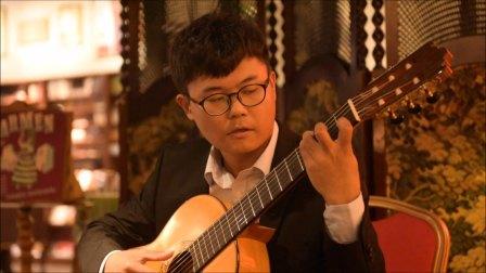 18年3月3日凯乐吉他音乐会-郑朋友