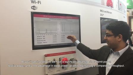 Wifi Overview at Embedded World 2018