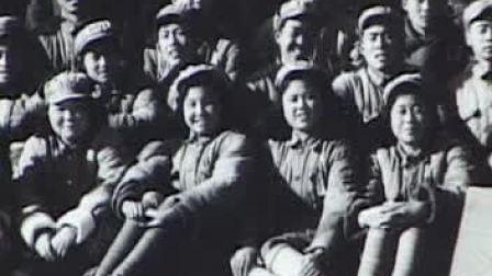 38军文工团《战火中的青春》03年他们将珍藏大半辈子的老照片汇集编剪并制作成此片