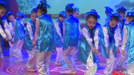 昌乐县金帆艺术培训学校-趣味国学-礼韵童舞