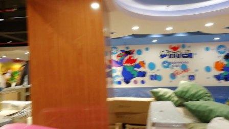 莆田市儿童主题咖啡屋墙体绘画,彩绘,一笔一画出品