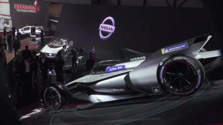 FE电动方程式 | 日产赛车亮相日内瓦车展