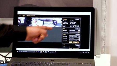 莱迪思CrossLink FPGA实现360度环绕视野