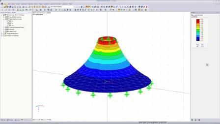 网络课堂:找形分析与裁剪设计 Form Finding