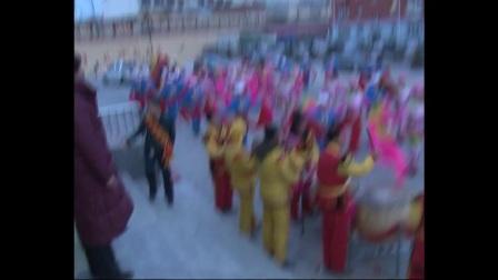 2018年卓资县秧歌比赛二等奖获得者--南窑社区秧歌队