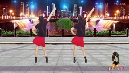 佳木斯快乐舞步第八套完整青儿广场舞(1)