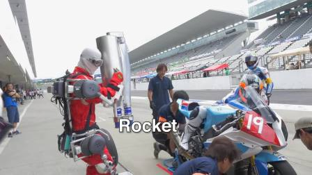 [Part 1] X-GaN Power Assist Suit at the Suzuka Circuit