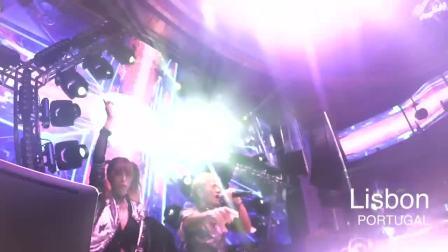 NO BORDERZ-無界-「世界巡演」精華片段(1)