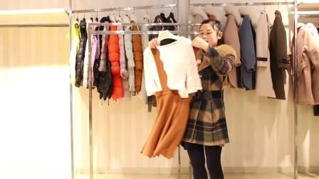 精品女装批发服装批发时尚两件套连衣裙10件起批,可零售挑款混批