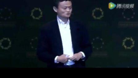 马云谈到创业投资 开投资小回报快