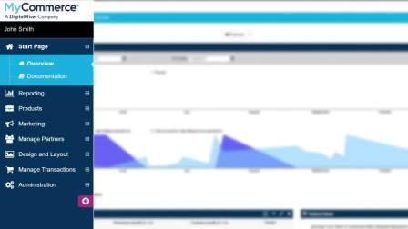 自助服务的全球化电子商务解决方案MyCommerce