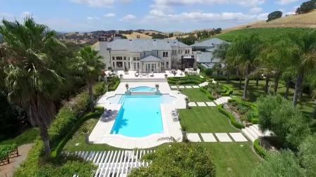 加州东湾阿拉莫经典豪宅 Alamo Estate