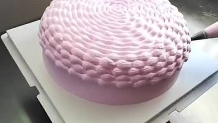 #美食##蛋糕教程#做一个猪猪, 觉得可爱给个小爱心️, 嘿嘿
