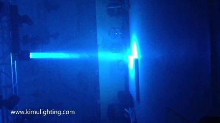 7颗光束摇头灯视频