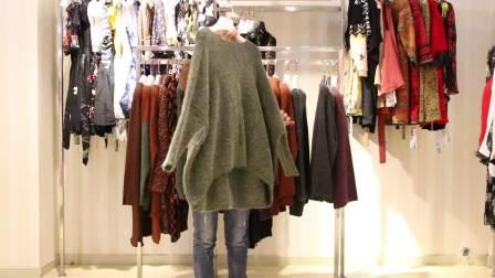 精品女装批发服装批发时尚春秋冬款精品均码毛衣走份30件一份,可挑款零售混批
