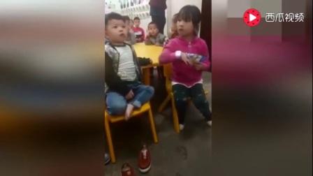 宝贝在幼儿园总是吃不饱,看完视频终于知道为什么了