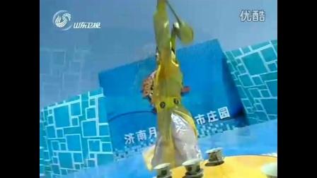 长嘴壶功夫茶艺山东卫视李龙弥勒老师演出资料南宁蜀风雅韵艺术培训中心