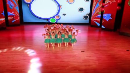榆林市银河少儿舞蹈培训中心《快乐的新一代》参加2017银河之星年度艺术盛典 指导老师:徐佳龙
