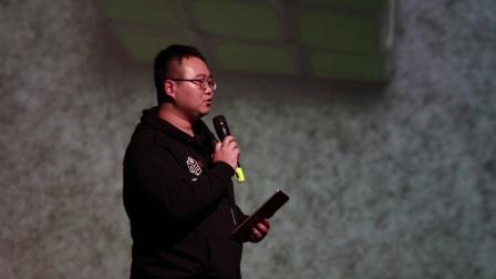 魔方,如此狂热:孔庆玮 Qingwei Kong @TEDxSEU