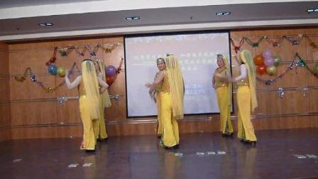 民族舞-新疆舞-西域风情