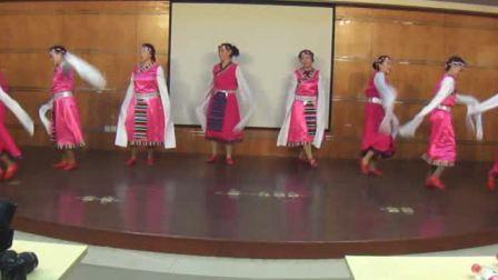 民族舞-西藏舞-吉祥如意
