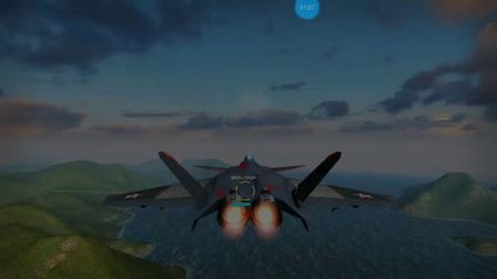 《现代空战3D》:美杜莎之眼-灼火 0:1 解放军★东风战神☆(战队:中国解放军;标签:#V2CTA9MR)