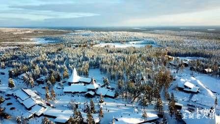 2018北欧航拍合集 极光 挪威 特罗姆瑟 罗弗敦群岛 芬兰 洛瓦涅米 圣诞老人村 列维 航拍