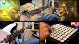 【吉他的正确使用指南(误)】废都物语-冒险者之歌Song for Explorer【一人乐队】
