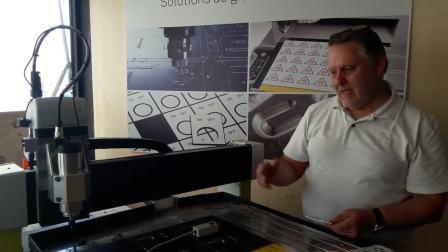 IS7000XP控制面板