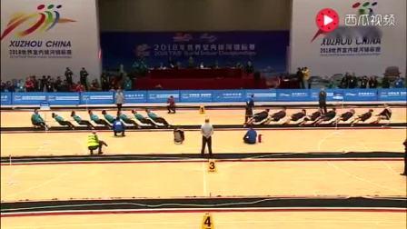 莱钢拔河代表队获得世界拔河锦标赛冠军! 连解说都激动了, 来看看他们怎么比赛的