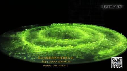 振邦视界环幕水晶