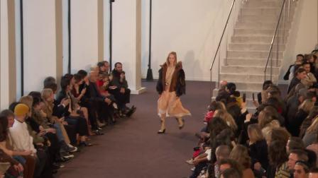 Chloé FW18 Fashion Show Video