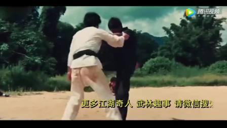 李小龙: 中国功夫是东方最强武术, 这就是功夫和空手道柔道的区别!